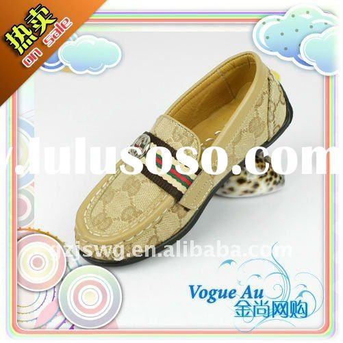 2011 Hot Sole New Style Hign Quality Children Canvas Shoes