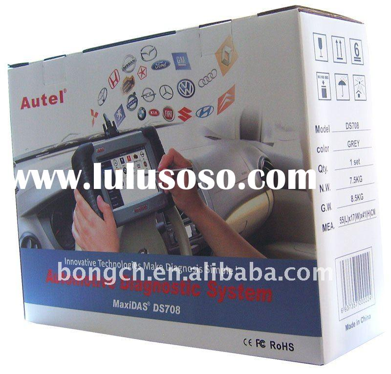 2011 autel maxidas ds708 diagnostic scanner Lowest price in stock ---car repair