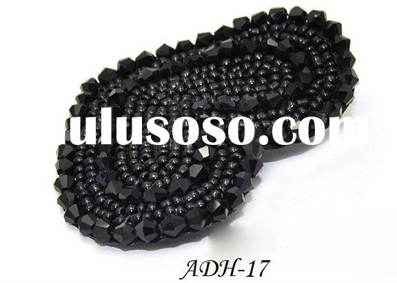 2011 fashion heart hair accessories/hair jewelry /hair clip for women