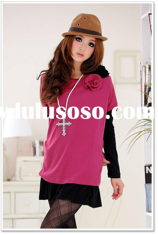 2011 fashion sweater dress for women