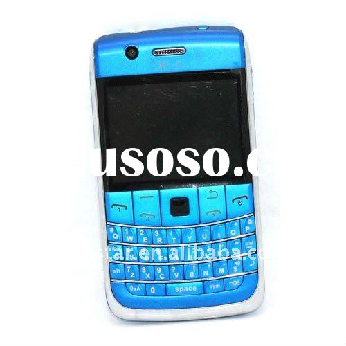 2011 hot sell 3 sim card mobile phones T9900 with TV and wifi function