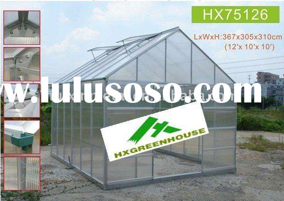 2011 most widely used greenhouse construction HX65125-1