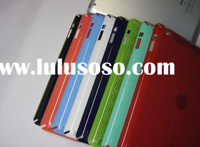 2011 new design PC hard protective case for Ipad 2