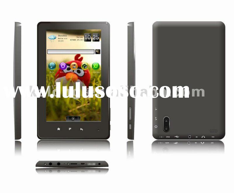 2012 NEWEST Android 4.0 Tablet PC 7inch wifi+3G+GPS+Bluetooth+GSM Mobile Phone call Tablet PC
