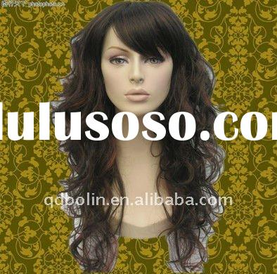 2012 New style&Best human hair glueless full lace wigs
