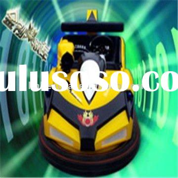 2012 best selling amusement park rides battery bumper cars/ dashing car/damaged cars