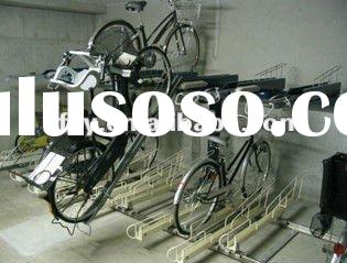 2012 compelling best-sold double-deck stackable bike rack reviews ( ISO approved)