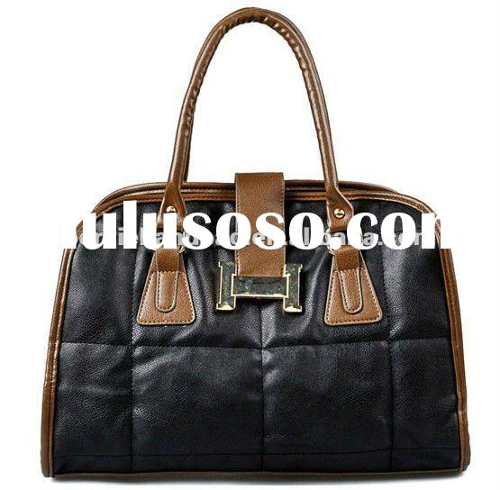 2012 new design leather handbag patterns free