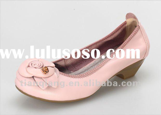 2012 women flat shoes for spring and summer