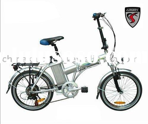 "20"" folding electric bicycle/Aluminum Alloy frame"