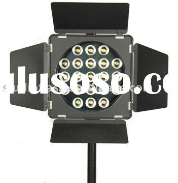 21W 5600K LED video light, studio light