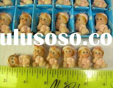 """2"""" girl babies baby shower party favors"""