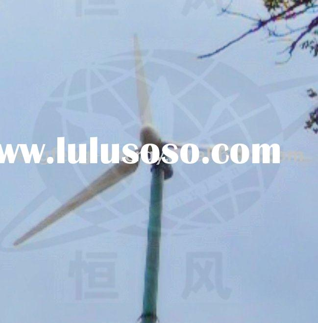 30kw Off-grid or On-grid wind turbine electric magnetic braking system