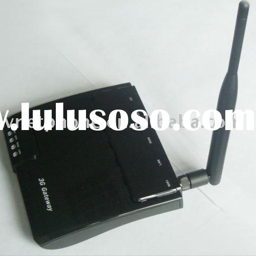 3g wireless gateway router,support HSUPA/HSDPA/CDMA EVDO USB Modem