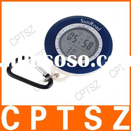3in1 Handy Digital compact digital compass with altimeter and Thermometer ( 1*button battery )