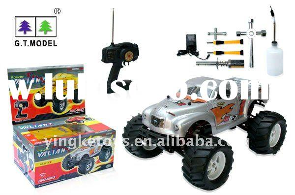 4WD rc nitro gas cars for sale with 25 CC power engine