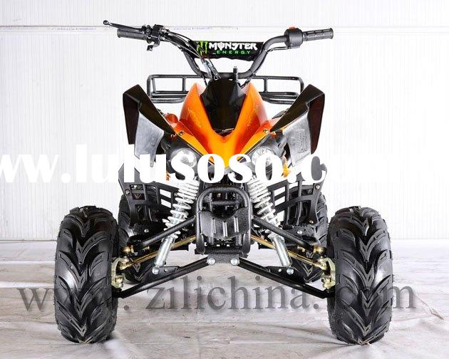 4 wheelers 110cc Kawasaki style atv popular racing quad bike ATV many colors can change the front li