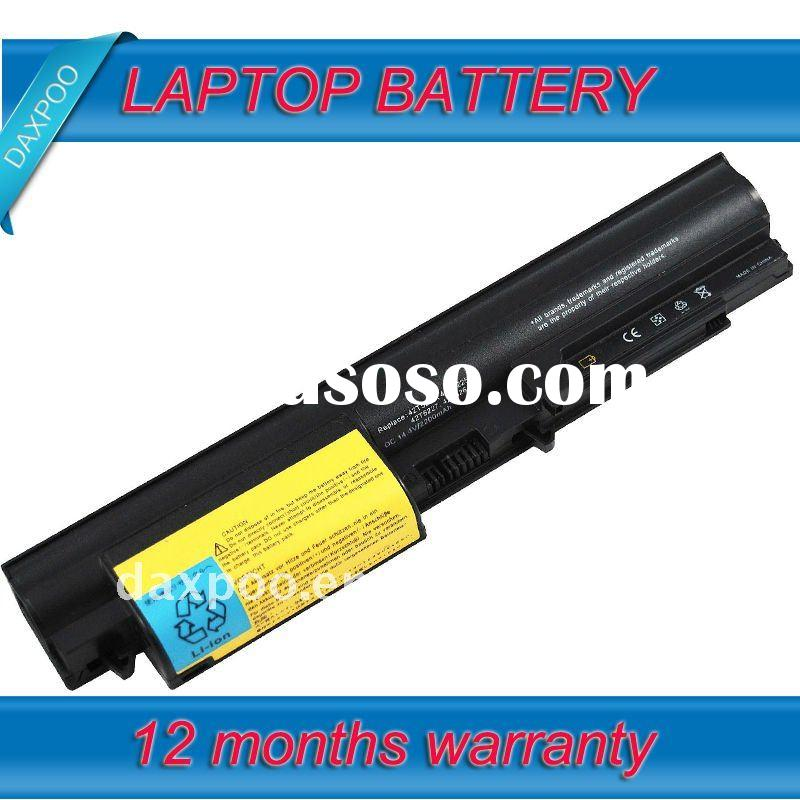 4cell for IBM ThinkPad T61 R61 R61i T400 R40series notebook battery