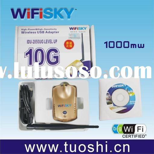 54Mbps 802.11 b/g WIFI USB Wireless Lan Card
