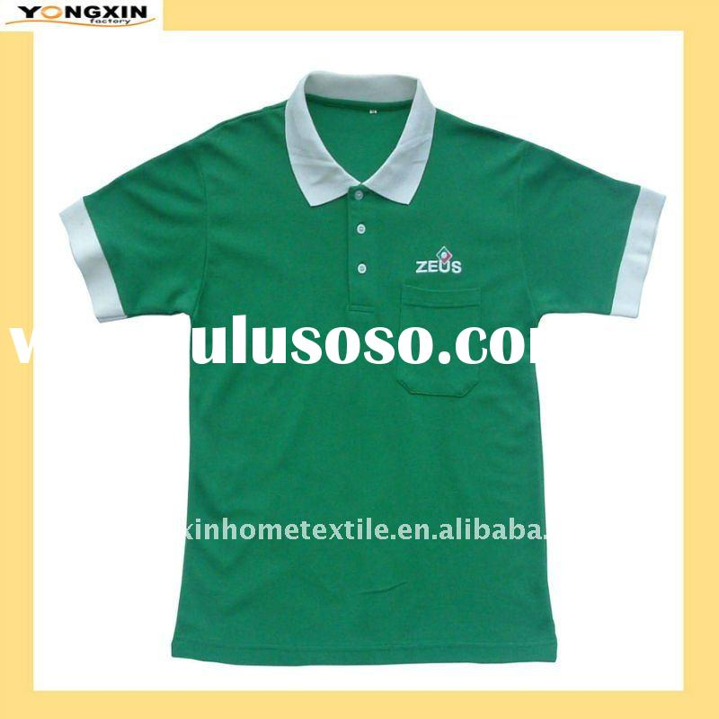 6.2 oz 100% combed cotton polo shirt for all your promotional and uniform needs(YXTS-1192628)