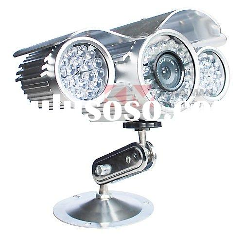 72 Led Color IR 420TVL Waterproof Sony CCD CCTV Camera
