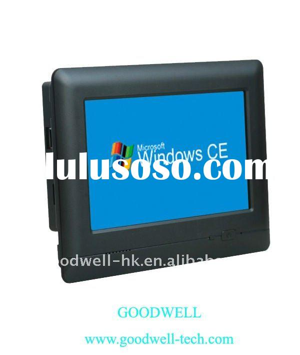 "7"" Embedded Window CE 5.0 Touch Screen Industrial PC"