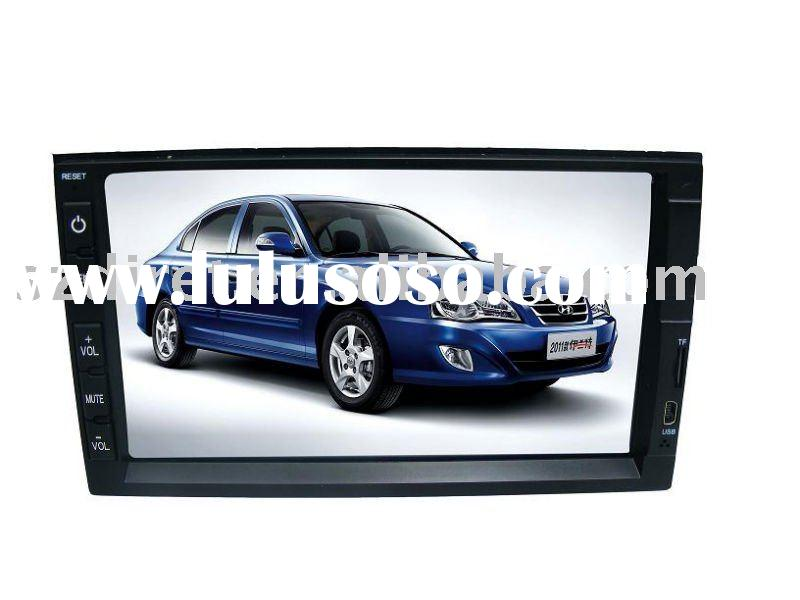 7'' best car dvd gps for hyundai elantra