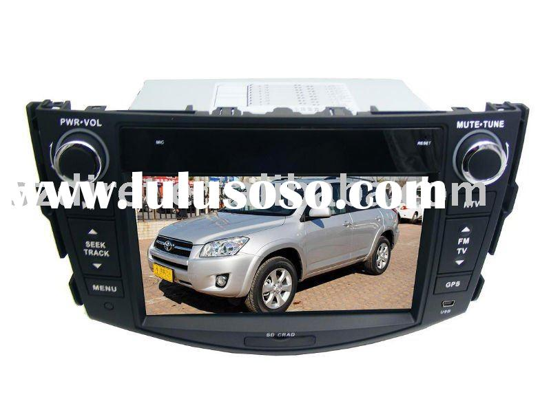 7'' cheap car gps dvd for toyota rav4