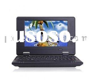 7 inch Spanish netbook with Spanish keyboard and camera