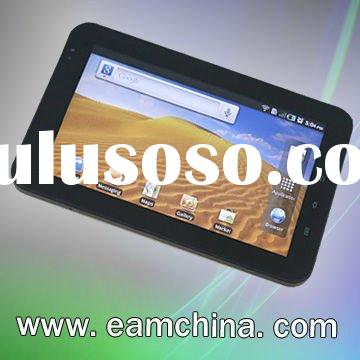 7 inch tablet pc touchscreen with sim card slot,support 3G/GSM phone call+GPS+dual camera