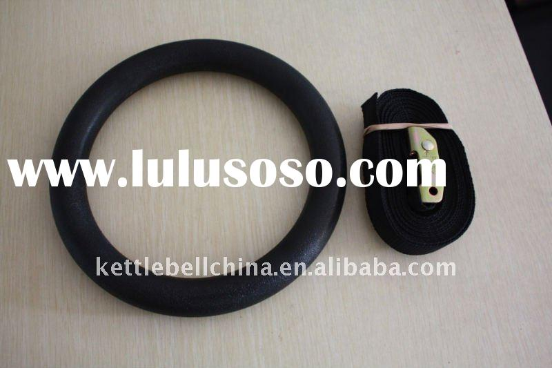 ABS gymnastic rings