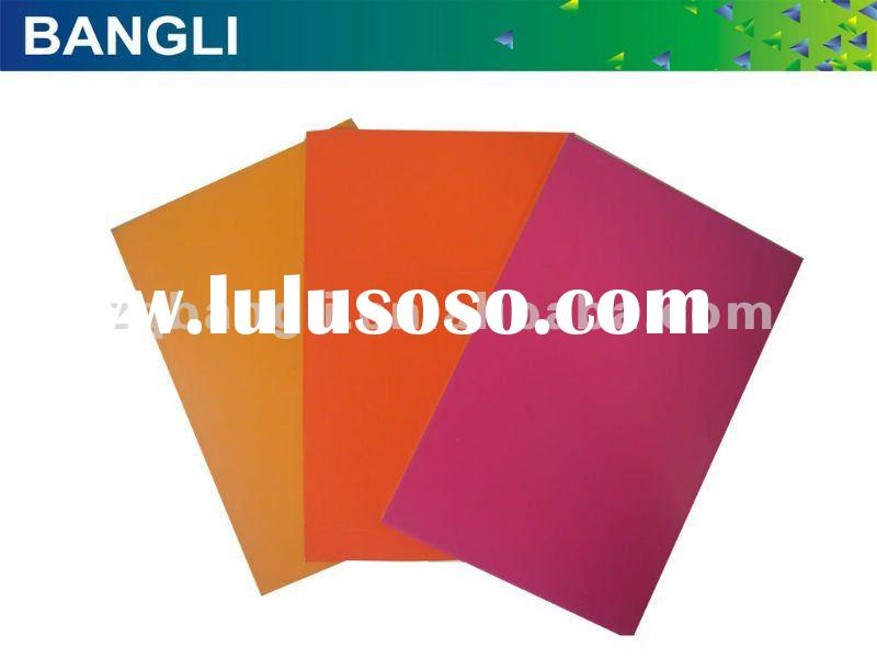 ACP decorative panel aluminium composite panel alucobond