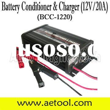 AE Battery Conditioner and Charger (12V/20A) - Charger 12V Battery