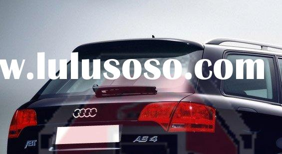 AUDI 02-07 A4 B6 / B7 AVANT WAGON ROOF SPOILER WING (Brand new, Free shipping, no MOQ, in stock)