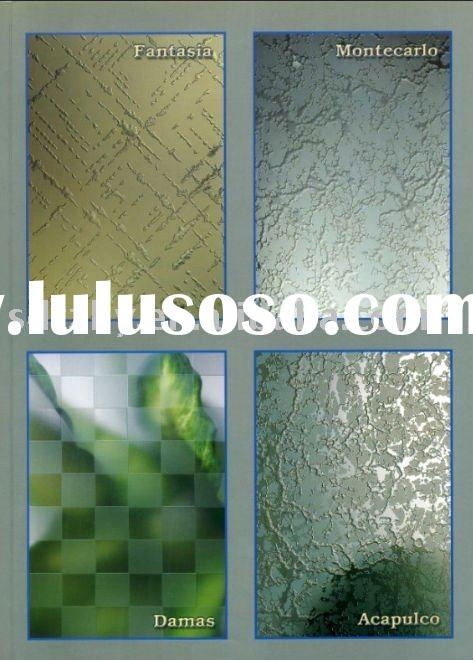Acid Etched Glass/Decorative Glass