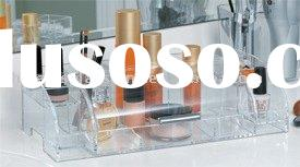 Acrylic cosmetic displays(organizer,rack,stand,holder,counter display)