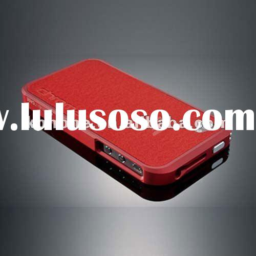 Aluminum element case Vapor 4 Chroma pro for apple iphone 4