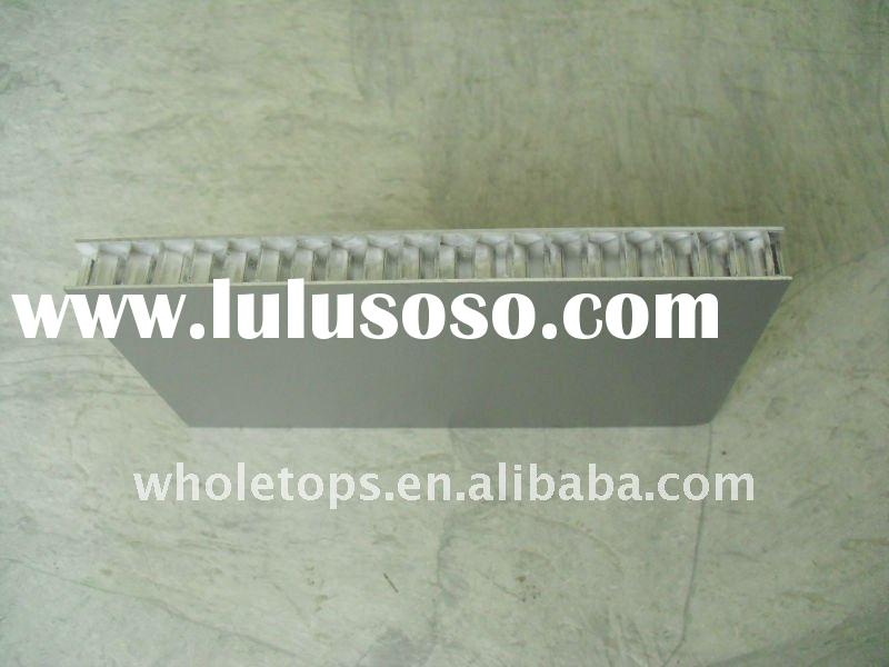 Aluminum honeycomb panel with 15mm 20mm 25mm thickness PVDF coated