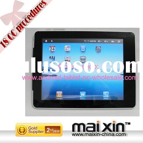 "Android Tablet PC 8"" Support Extra 2-32GB TF memory card"
