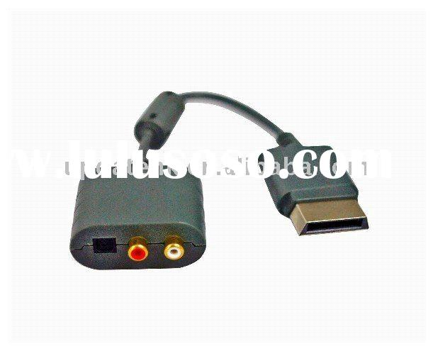 Audio Cable Adapter for XBOX360