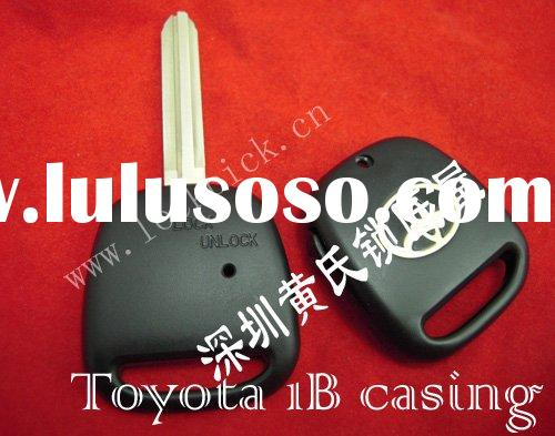 Auto Key shell for Toyota Single button Remote Key Casing