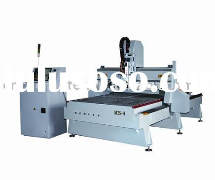 Auto Tool Changer wood cutting cnc router M25H
