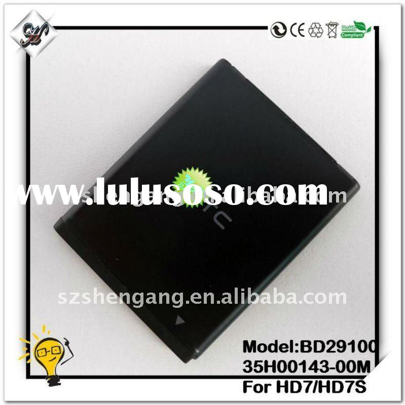 BD29100 35H00143-00M Cell phone battery for Htc HD7 / HD7S