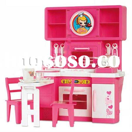 Super top toys with music and light super top toys with for Kitchen set video song