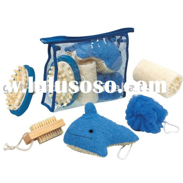 Bath Gift Set And bath Scrubber And Bath Products And Bath Set And Bath Kit And Shower Product