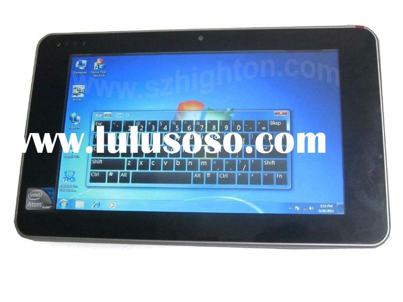 "Best 7 inch 7"" intel atom Z530 MID with windows 7 OS"