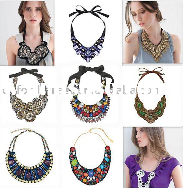 Bib Necklace Jewelry