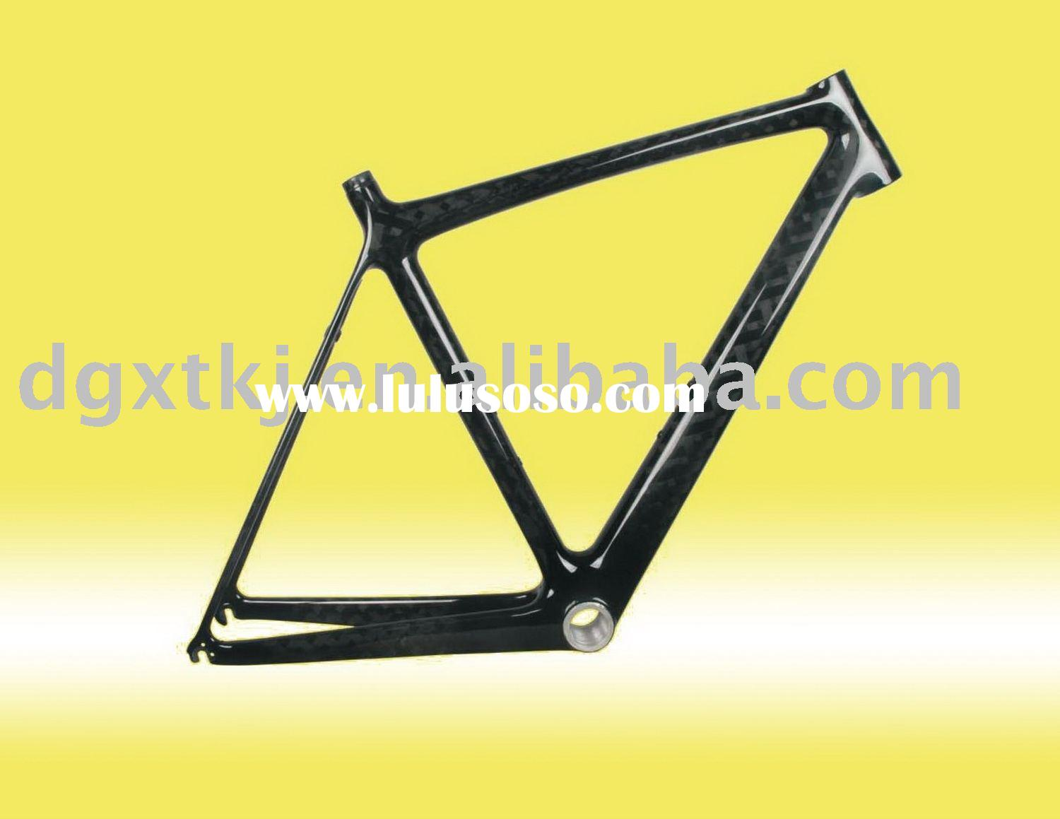 Bicycle frame & full carbon frame &bicycle parts with 700C wheels