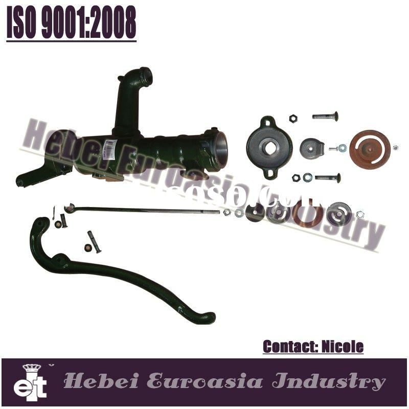 Black Paint Cast Iron Water Hand Pump Parts