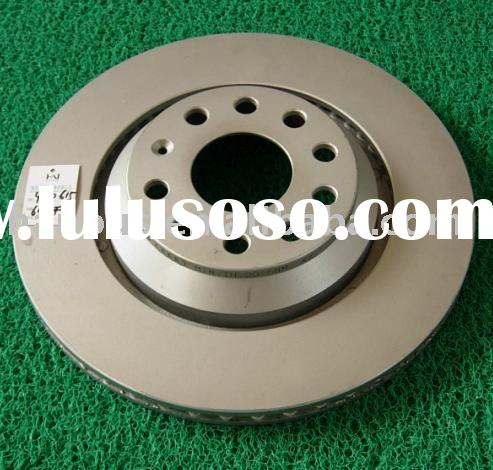 Brake disc for AUDI A6 OE NO.4F0 615 601F